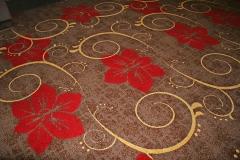 Artistic Flooring | Custom Carpet Design | Gallopers Racecourse