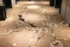 Artistic Flooring | Custom Carpet Design | New Century Hotel