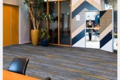 carpet tiles blue