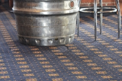Artistic Flooring | Original Carpet Design | Alderley Hotel