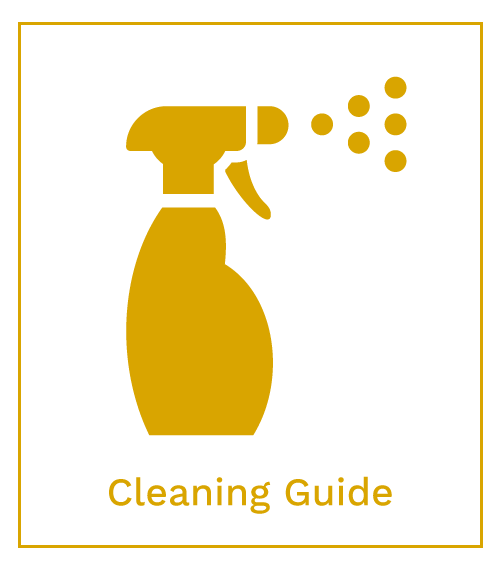 Cleaning Button